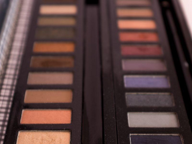 Palette fards Miss W
